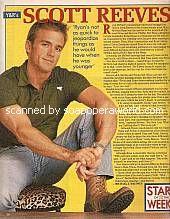 Star Of The Week:  Scott Reeves (Ryan, Y&R)