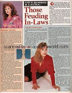 Face Off featuring Jacklyn Zeman & Genie Francis of GH
