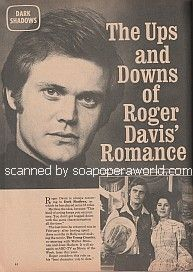 Interview with Roger Davis of Dark Shadows