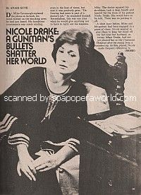 Edge Of Night's Nicole Drake (Maeve McGuire)