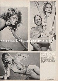 Hot Suits featuring Ted Shackelford, Donna Mills & Lisa Hartman