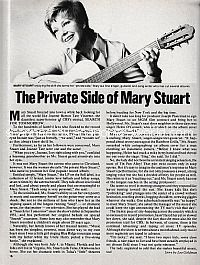 The Private Side of Mary Stuart