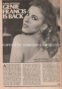 Cover Story with Genie Francis of Bare Essence