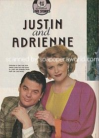 Wally Kurth & Judi Evans on Days Of Our Lives