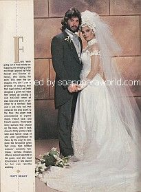 Peter Reckell & Kristian Alfonso on Days Of Our Lives