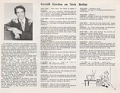 Interview with Gerald Gordon of The Doctors