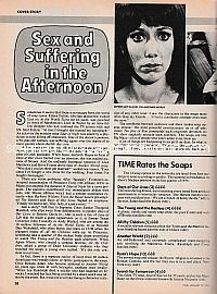 Page 1 of Sex and Suffering In The Afternoon