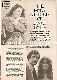 Interview with Janice Lynde (Leslie on The Young & The Restless)