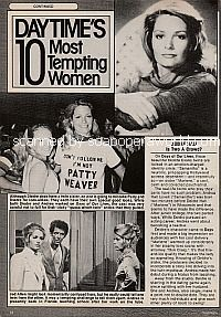 Daytime's Most Tempting Women featuring Deidre Hall of Days Of Our Lives