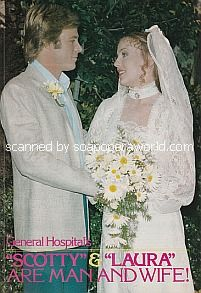 Kin Shriner and Genie Francis of General Hospital
