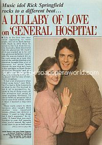 Interview with Rick Springfield (Dr. Noah Drake on General Hospital)