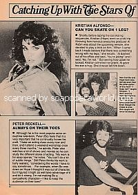 Days Of Our Lives featuring Kristian Alfonso and Peter Reckell