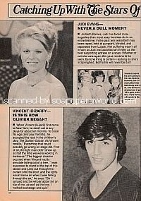 Guiding Light featuring Judi Evans and Vincent Irizarry