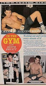 In The Gym with Keith Pruitt of Loving