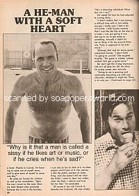 Interview with Gil Gerard (Dr. Alan Stewart on The Doctors)