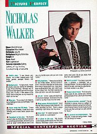 Centerfold Interview with Nicholas Walker (Max Holden on One Life To Live)