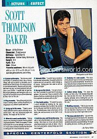 Centerfold Interview with Scott Thompson Baker (Craig Lawson on All My Children)