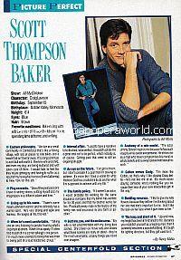 Centerfold Interview with Scott Thompson Baker (Craig Lawson on All My Children)