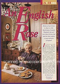 Interview with Anna Lee (Lila Quartermaine on General Hospital)