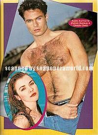 Patrick Muldoon & Christie Clark (Austin & Carrie, DAYS)
