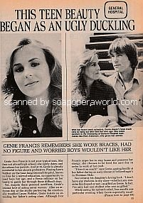 Interview with Genie Francis (Laura Webber on General Hospital)