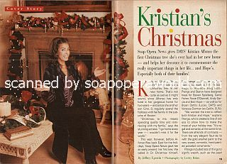Interview with Kristian Alfonso (Hope on Days Of Our Lives)