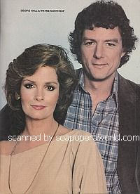 Deidre Hall and Wayne Northrop of Days Of Our Lives