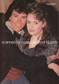Michael Leon and Lisa Trusel (Pete and Melissa on Days Of Our Lives)