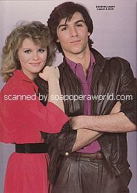 Vincent Irizarry and Judi Evans (Lujack and Beth on Guiding Light)