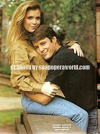 Matthew Ashford & Melissa Reeves (Jack & Jennifer, DAYS)