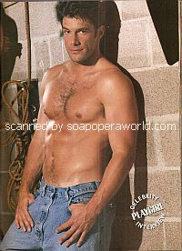 Jason Brooks (Peter Blake on the NBC soap opera, Days Of Our Lives)