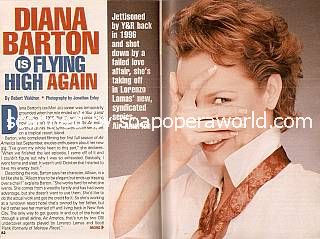 Interview with Diana Barton (ex-Mari Jo, Y&R)
