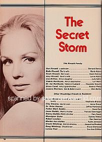 The Secret Storm featuring Marla Adams