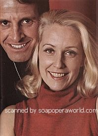 Gerald Gordon and Elizabeth Hubbard of The Doctors