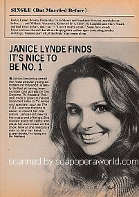 Single But Married Before with Janice Lynde (Lesley Brooks on The Young and The Restless)