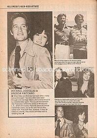 Hollywood's Hush-Hush Affairs featuring Michael Douglas & Brenda Vaccaro