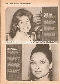 Secret Tricks The Stars Use To Keep Young with Michael Learned & Suzanne Pleshette