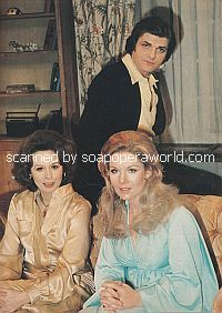 George Reinholt, Dorrie Kavanaugh & Jacqueline Courtney (Tony, Cathy and Pat on One Life To Live)