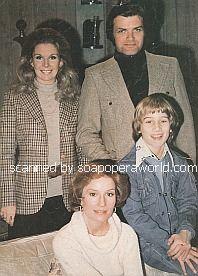 Rear Cover featuring George Reinholt, Jacqueline Courtney, Jennifer Harmon & Steve Austin