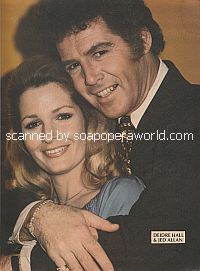 Deidre Hall & Jed Allan (Marlena and Don on Days Of Our Lives)