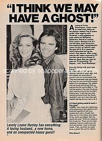 Interview with Leann Hunley (Anna Brady DiMera on Days Of Our Lives)