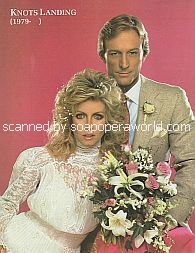 Ted Shackelford and Donna Mills (Gary and Abby on Knots Landing)