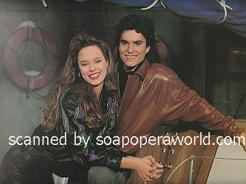 Mindy Clarke & Rick Hearst (Faith & Scotty on Days Of Our Lives)