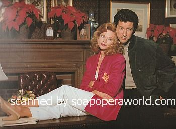 Patsy Pease & Charles Shaughnessy (Kimberly & Shane on Days  Of Our Lives)
