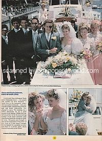Wedding of Steve and Kayla Johnson on Days Of Our Lives