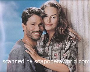 Peter Reckell & Crystal Chappell (Bo & Carly on Days Of Our Lives)