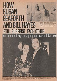 How Susan Seaforth and Bill Hayes Still Surprise Each Other