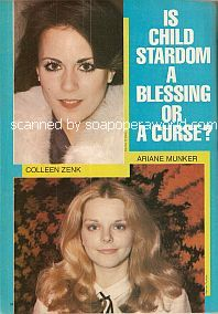 Is Child Stardom A Blessing Or A Curse with Colleen Zenk and Ariane Munker