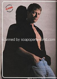 Celebrity Playgirl Interview with Jack Wagner of Melrose Place
