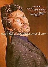 Cover Story - Interview with actor Eric Roberts